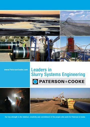 Perfil de capacidad - Paterson & Cooke