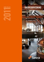 Setra Group Årsredovisning 2011 (pdf 1,3 Mb)