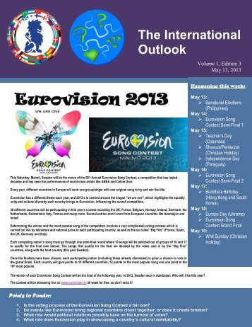 View/Download International Outlook May 13 2013 - The British ...
