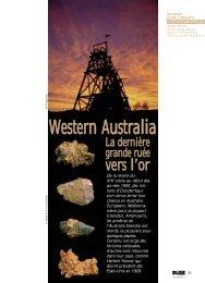 Western Australia - Magazine Sports et Loisirs