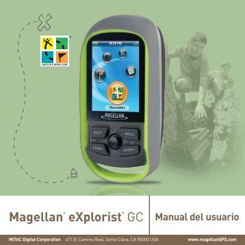 Manual de usuario - La Casa del GPS