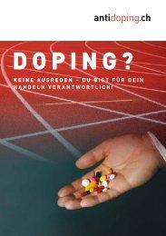 stehen hier zum Download bereit - Antidoping Schweiz