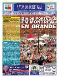 EM MONTREAL - A Voz de Portugal