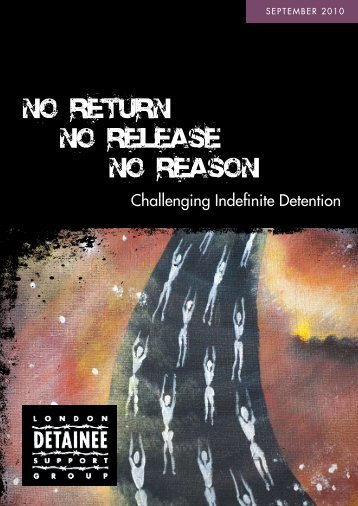 Challenging Indefinite Detention - Scottish Detainee Visitors