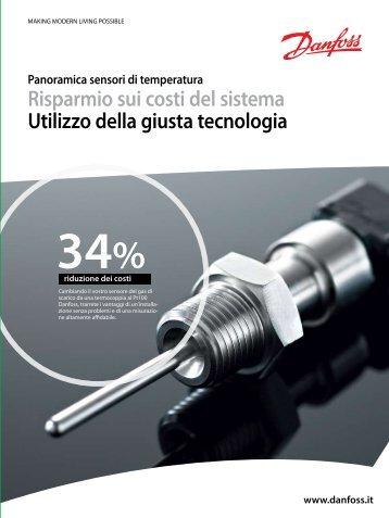 Guida alla scelta - Sonde di temperatura - Roffia