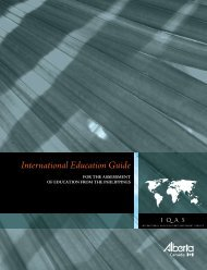 International Education Guide - Philippines - Enterprise and ...