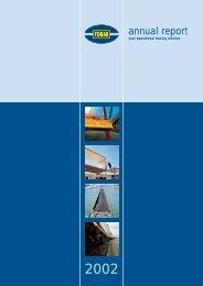 2002 Annual Report - Touax