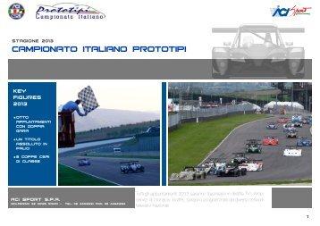 pres. PROTOTIPI 2013 - ACI Sport Italia
