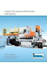 Laser Coil Joining Machines LAS Series - IDEAL-Werk  C. + E ...