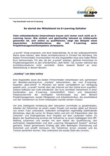 So startet der Mittelstand ins E-Learning-Zeitalter - Uhlberg Advisory ...