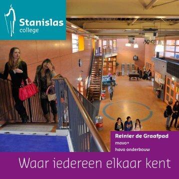 Waar iedereen elkaar kent - Stanislas College