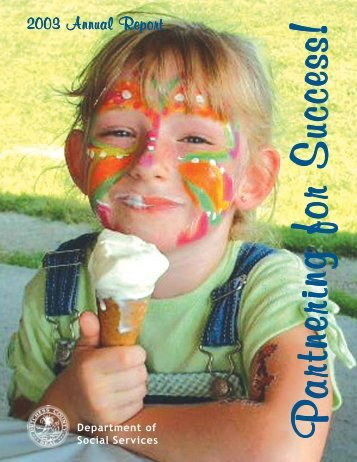 Social Services:2003 Annual Report 2003 - Dutchess County