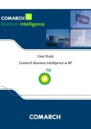 Case Study BP Polska - Comarch