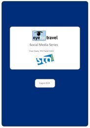 STA Travel V8 - Effective Strategies To Optimize Your Marketing ROI ...