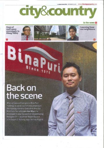 in the news B - Bina Puri