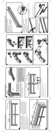 Premier Top Two Fitting Instructions - Curtain Poles