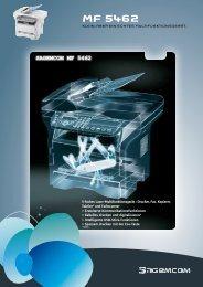 SAGEMCOM MF 5462 - IC Conrady GmbH