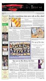 friday february 24 - Southbridge Evening News