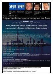 Réglementations cosmétiques en Asie - Premiumbeautynews.com