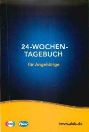 24-WOCHEN TAGEBUCH - Webhosting Franken