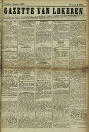 Zondag 1 Augusti 1897. 54°JaarN°2767.