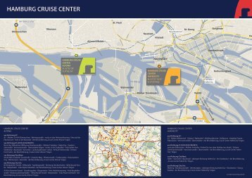 HAMBURG CRUISE CENTER - Hafencity