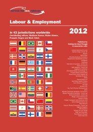 Labour & Employment - ENS
