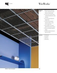 WireWorks™ - Kenroc Building Materials