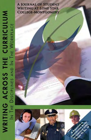 2010 - Communication Across the Curriculum (CAC)