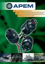 QRM Series - APEM Components, Inc.