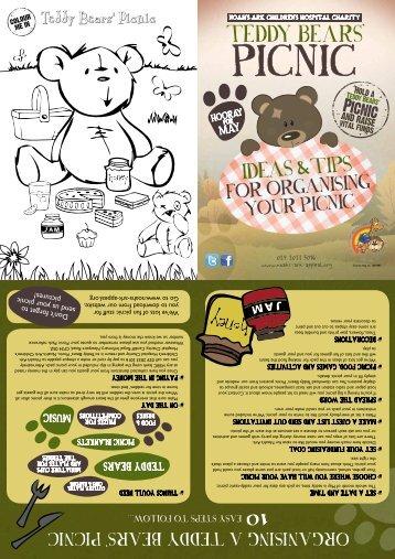 Teddy Bears' - Noah's Ark Appeal