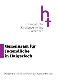 Liebe leben! - Evangelische Kirchengemeinde Haigerloch
