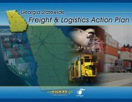 View Action Plan - the GDOT