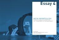 Boek PROmO - ESSAY 4 Kijk op Waterveiligheid ... - Leven met Water