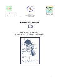 Percorso assistenziale per il paziente con disfagia orofaringea
