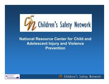 CSN role in bullying and suicide prevention.pdf - Children's Safety ...