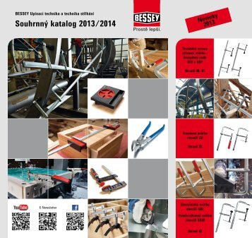 Bessey katalog 2013/ 2014 - TOP CENTRUM