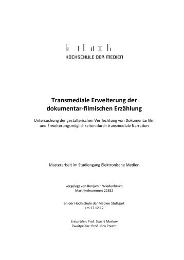 Download - Transmedia Storytelling Berlin