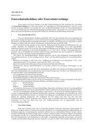 Feuerschutzabschlüsse oder ... - gte-Brandschutz AG