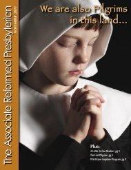 ARP Magazine - Associate Reformed Presbyterian Church