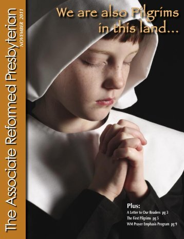 ARP Magazine - Associate Reformed Presbyterian Church