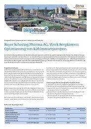 Bayer Schering Pharma AG, Werk Bergkamen ... - Grundfos