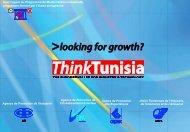 Visualisez la présentation - Tunisie industrie