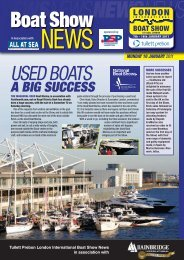 USEDBOATS - London Boat Show