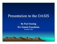 found here - Rio Grande Foundation