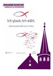 Kandidaten Partenkirchen (pdf, 328 KB) - evangelische ...