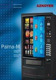 Palma-M - Hostel Vending