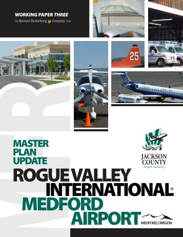 rogue valley international medford airport - Jackson County Oregon