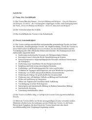6 Satzung - netzwerk-bildung-religion