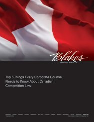 Top 5 Things Every Corporate Counsel Needs to Know About ...